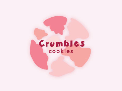 Crumbles Cookies Packaging